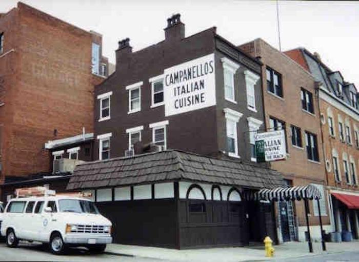Northern Italian Restaurant Philadelphia