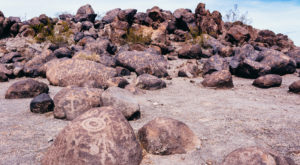 Few People Know About This Hidden Petroglyph Site In Arizona