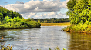 This Iowa River Is So Remote That The Campsites Are Only Accessible By Boat