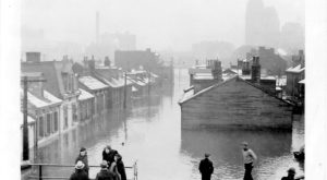 In 1936, A Great Flood Swept Through Pittsburgh And Changed The City Forever