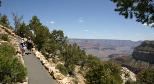 These Are The 6 Easiest Trails You Can Hike At Arizona's Grand Canyon