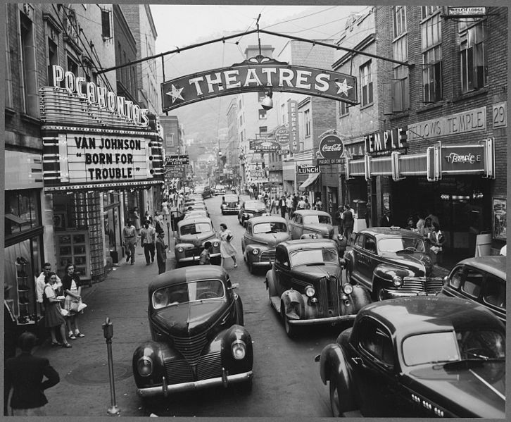 6 Vintage Photos Of West Virginia From The 1940s