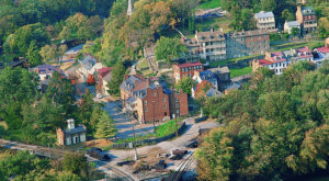 Follow In The Footsteps Of Our First President Along This Historic West Virginia Trail