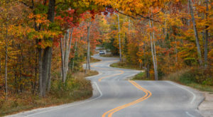 Wisconsin's Windiest Road Has Countless Curves And It's Not For The Faint Of Heart