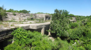 Most People Don't Know About These Strange Ruins Hiding In Rhode Island