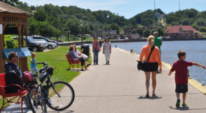 This Small Michigan Town Is One Of The Happiest Places In America