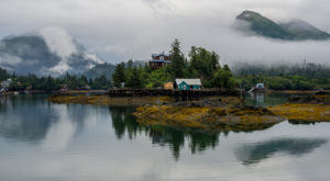 This Isolated Coastal Community In Alaska Is Like None Other On Earth