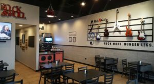 This Rock & Roll Themed Restaurant In Illinois Is Insanely Fun