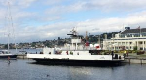 The One Of A Kind Ferry Boat Adventure You Can Take In Washington
