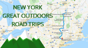 Take This Epic Road Trip To Experience New York's Great Outdoors