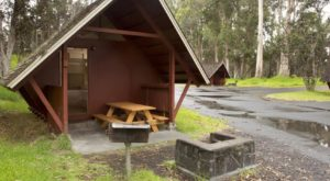 This Rustic Cabin Campground In Hawaii May Just Be Your New Favorite Destination