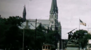 This Rare Footage In The 1950s Shows Milwaukee Like You've Never Seen Before