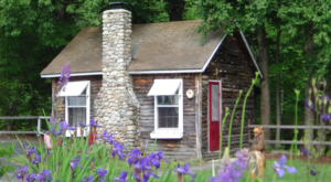 This Log Cabin Campground In New Hampshire May Just Be Your New Favorite Destination