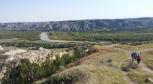 You Haven't Lived Until You've Seen This One Incredible Canyon In North Dakota