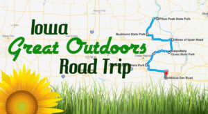 Take This Epic Road Trip To Experience Iowa's Great Outdoors
