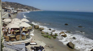 This Secluded Beachfront Restaurant In Southern California Is One Of The Most Magical Places You'll Ever Eat