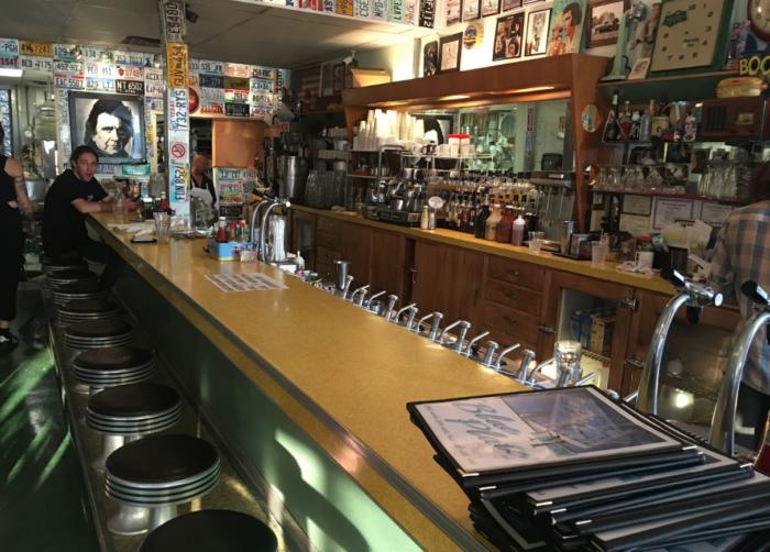 Blue Plate Diner Is A 1950s Themed Diner In Salt Lake City