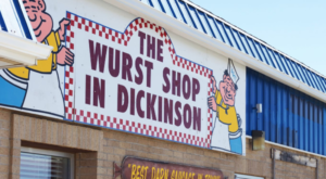 This Tiny Shop In North Dakota Serves A Sausage Sandwich To Die For