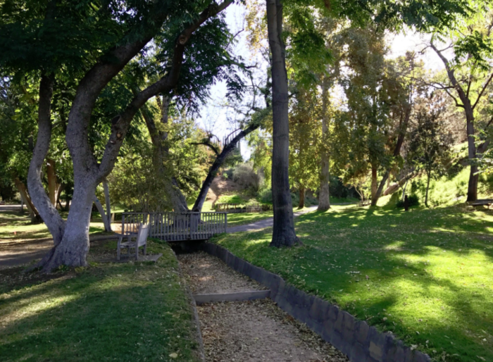 Ucr Botanic Garden Trail Is One Of The Prettiest Hikes In Southern California