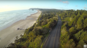This Drone Footage Captured Along The Oregon Coast Is Downright Magical