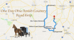 See The Very Best Of Ohio Amish Country In One Day On This Epic Road Trip