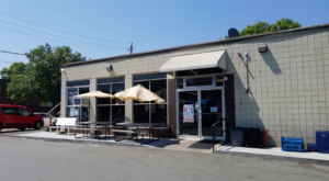 This Tiny Shop In Massachusetts Serves A Sausage Sandwich To Die For