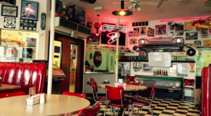 You'll Absolutely Love This 50s Themed Diner In Montana