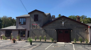 Travel To The Old West At This One-Of-A-Kind New Hampshire Saloon