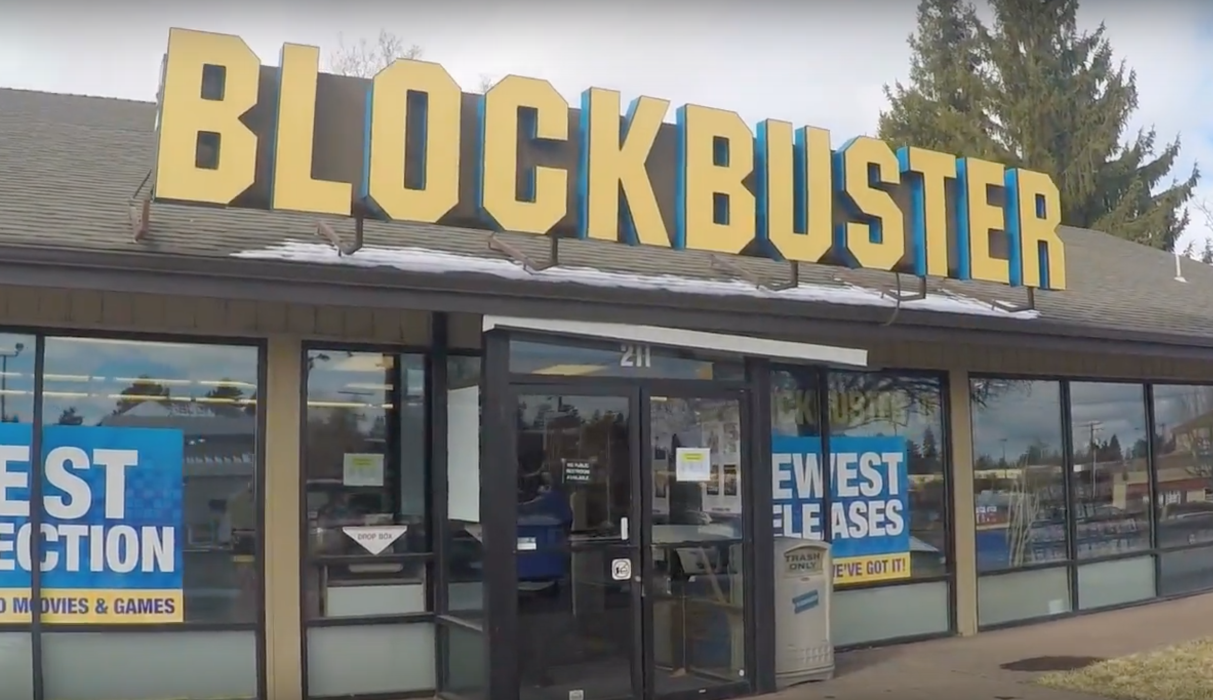 Oregon Is Home To The Last Remaining Blockbuster Video