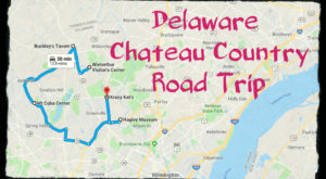 See The Very Best Of Delaware's Chateau Country In One Day On This Epic Road Trip