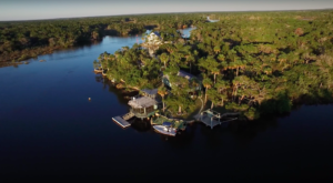 The Island Lodge In Florida That Will Make You Feel A Million Miles Away From It All
