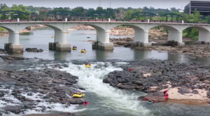 Most People Don't Know There's a Kayak Park Hiding In Georgia