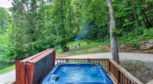 This Hot Tub Hideaway In The Middle Of Nowhere In Kentucky Is The Stuff Of Bucket List Dreams