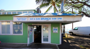 This Seafood Restaurant Right By The Water Serves Some Of The Tastiest Dishes In Hawaii