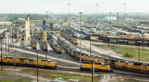 The World's Largest Railroad Classification Yard Is Right Here In Nebraska And You'll Want To Plan Your Visit