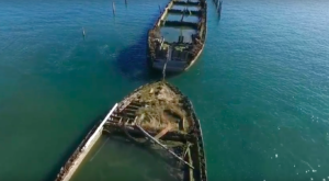 The Remnants Of These Abandoned Ships In Washington Are Hauntingly Beautiful