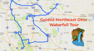 This Amazing Guided Tour Will Show You Northeast Ohio's Waterfalls Like Never Before
