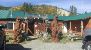 This Remote Lodge In Alaska Has The Most Fascinating Menu