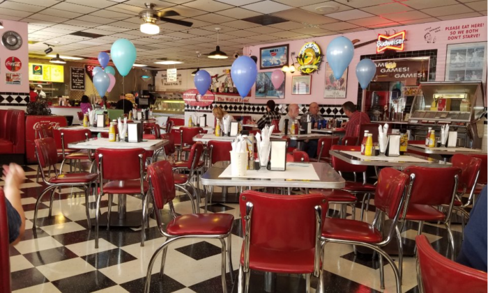 Little Anthony S In Tucson Arizona Is The Perfect Diner