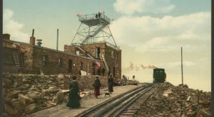 These 12 Nostalgic Photos Of The Pikes Peak Cog Railway Will Take You Back In Time