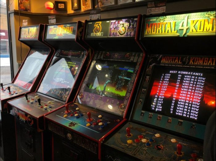 Galloping Ghost Arcade In Brookfield Illinois Is The