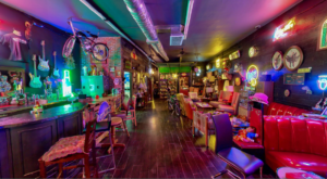 You Can Shop For Antiques At This Eclectic Bar In Nevada