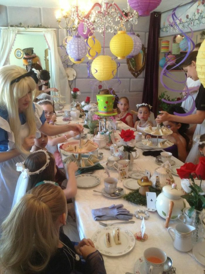 Visit Mrs Potts Tea Party In Mesa Arizona For A Fun