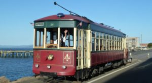 The Amazing Waterfront Trolley Ride You Can Only Take In Oregon