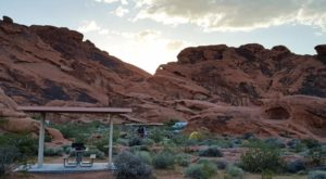 This Might Just Be The Most Beautiful Campground In All Of Nevada
