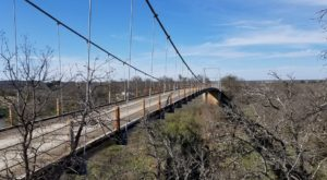 Most People Don't Know The Story Behind Texas' Abandoned Bridge To Nowhere