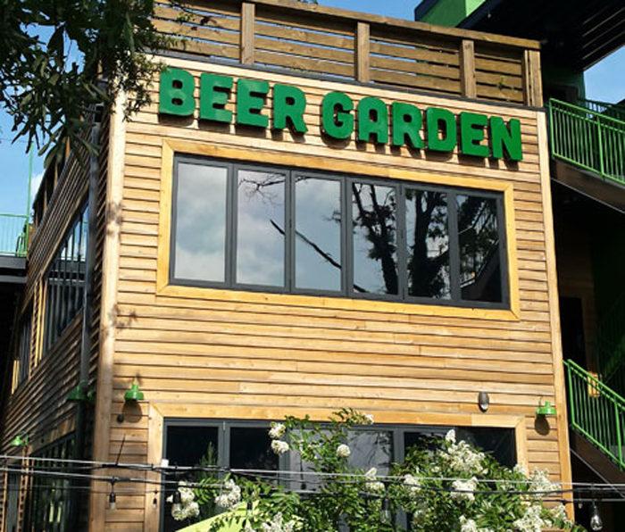 Beer garden raleigh nc garden ftempo for Garden state orthopedics fair lawn