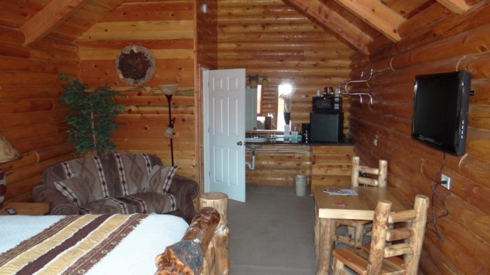 Every Cabin Includes Modern Conveniences To Make Your Stay Comfortable.