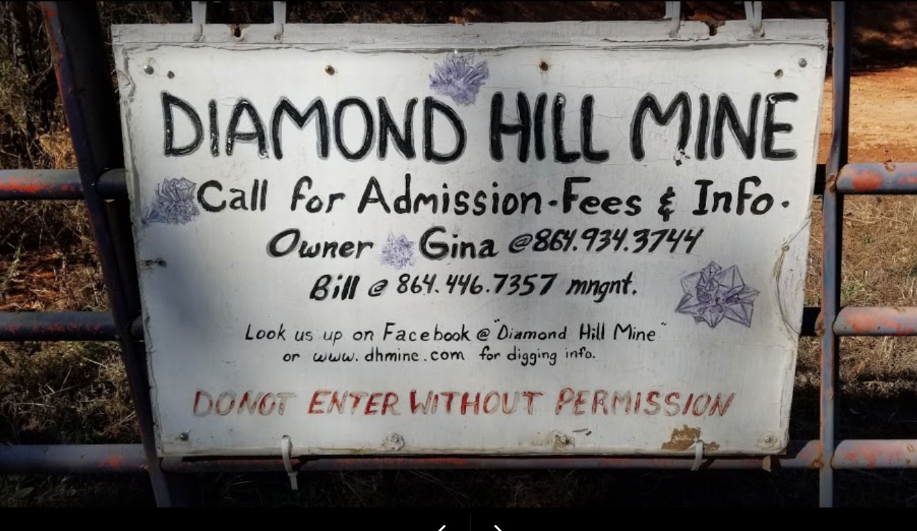 The Rock Ranch Waiting For You At Diamond Hill Mine In South