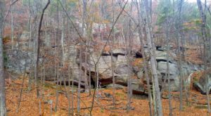 The Little Known Cave In Massachusetts That Everyone Should Explore At Least Once